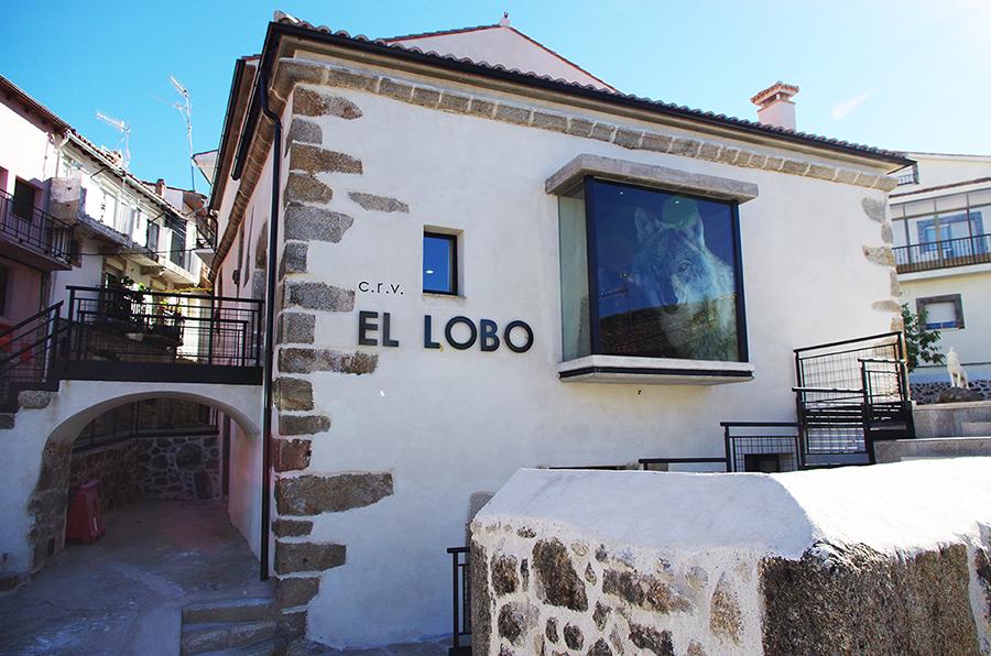 Centro de interpretación del Lobo en La Garganta (Cáceres)